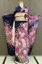 振袖 ふりそで 振袖レンタル 着物 フルセット 送料無料 結婚式 成人式 着物レンタル 【桂由美】 L-5070