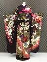 振袖 ふりそで 振袖レンタル 着物 フルセット 送料無料 結婚式 成人式 着物レンタル 【桂由美】 L-5011
