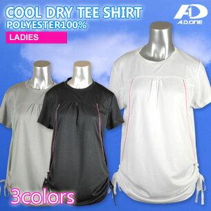 レディースクールドライ Tシャツ スポーツ