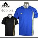 adidas T-SHIRTS アディダス メンズラグランタイプTシャツ 綿100%