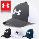 アンダーアーマー スポーツキャップ UNDER ARMOUR GOLF MESH STR 2.0 帽子 ゴルフ