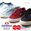 【在庫処分】スペルガ スニーカー 靴 シューズ メンズ レディース キャンバス カジュアル SUPERGA 2750 COTU CLASSIC ブラック ネイビー ホワイト