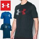 アンダーアーマー 半袖 Tシャツ メンズ UNDER ARMOUR TEE SHIRTS Men's UA Threadborne Logo T-Shirt 1290328 ロゴ グラフィック スポ..