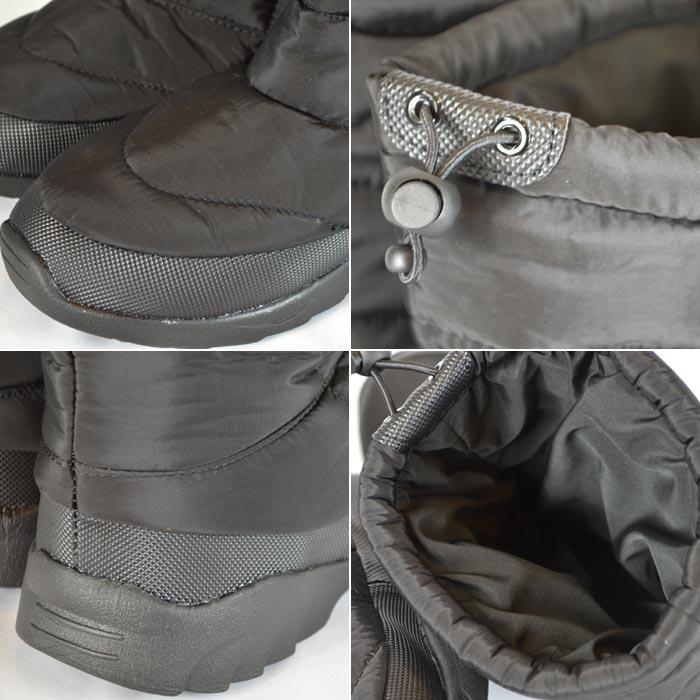 メンズ中綿防寒ブーツ/軽量EVAブーツ/