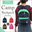 POLO RALPH LAUREN CAMP BACKPACK SMALL/ポロ ラルフローレン リュックサック キャンプ バックパック スモール/バッグ/送料無料