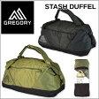 GREGORY STASH DUFFEL 65L/グレゴリー ダッフルバッグ/大容量スポーツバッグ/