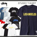 STUSSY Tシャツ ステューシー T-SHIRTS メンズ stussy tシャツ グラフィック デザイン プリント ストリート 綿 コットン