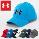 アンダーアーマー スポーツキャップ メンズ UNDER ARMOUR STRETCH CAP 帽子 ゴルフ 野球