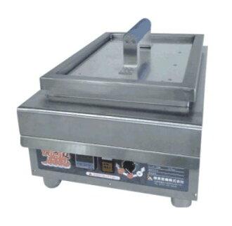 臺式電動水餃燒烤 (排水) 1,40 件廚房用具烹調設備 tyah4-6 W390 * D600 * H 360 (mm)