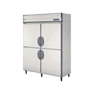 立式冰箱 D800mm 室內不銹鋼 (福島) 冷藏總頁數達 4100 V 廚房用具烹調設備惜 150RM6 W1490 * D800 * H1950 (mm)