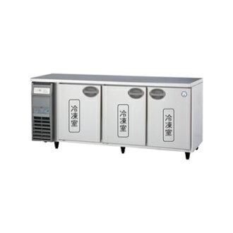 臥式 (凍結) 冰箱冰櫃 D750mm 室內不銹鋼 (福島) 3100 V 廚房用具烹調設備 YRW 183FM2 W1800 * D750 * H800 (mm) (定做,烤箱燈單獨出售)