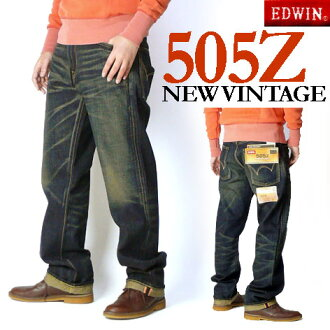 EDWIN (Edwin ) 505 Z Used 126-new Vintage-