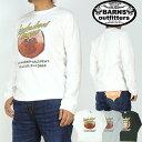 ショッピングホイール BARNS (バーンズ) 長袖Tシャツ -High Wheel Haven-【smtb-k】【ky】evdプレゼント ギフト