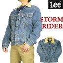 【送料無料】LEE (リー) STORM RIDER -ストームライダー/薄めのユーズドブルー- 19746 【smtb-k】【ky】
