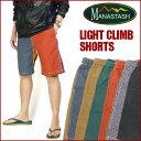 【送料無料】 MANASTASH (マナスタッシュ) -LIGHT CLIMB SHORTS/ヘンプショートパンツ- 7136012 【smtb-k】【ky】 【楽ギフ_包装】