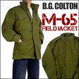 B.G. COLTON (BG コルトン) M-65/FIELD JACKET デッドストック 【smtb-k】【ky】【10P01Oct16】