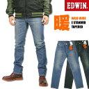 EDWIN エドウィン メンズ ジーンズ E STANDARD WILD F