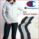 Champion/Lady's (チャンピオン) ジップ スウェットパーカー CW-G113 ltl-sw