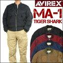 アビレックス AVIREX メンズ MA-1 タイガーシャーク 6172142 【送料無料】