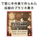 【有機チョコレート プラリネロシェ】【ダーデン・オーガニック...