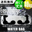 ウォーターバッグ 40kg 体幹トレーニング EasyCha...
