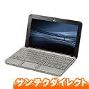 【送料無料】【WindowsXP Pro、インテル製高速80GB SSD搭載モデル!】NW020PA#ABJ 日本HP Mini 2140 Notebook PC N270/10H/2/80S/N/n/XPV/M