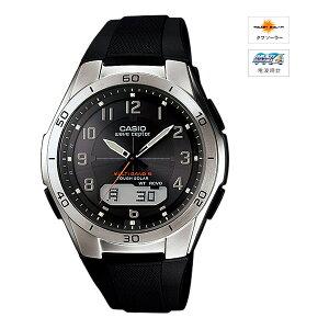 【発売前予約】【新品】【正規品】CASIO/カシオWVA-M640-1A2JFwaveceptorMULTIBAND6ソーラー電波時計