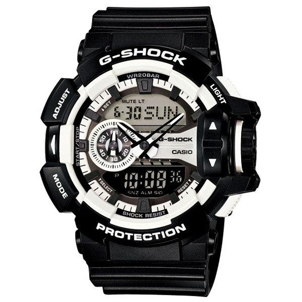 【割引クーポン配布中】【新品】【国内正規品】CASIO/カシオ  G-SHOCK Hyper Colors ハイパーカラーズ GA-400-1AJF 腕時計