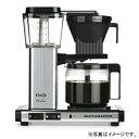 MM741AO-PS TECHNIVORM(テクニホルム) モカマスターコーヒーメーカー (ポリッシュド シルバー) KBGC741 A0
