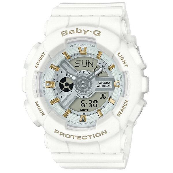 【割引クーポン配布中】【新品】【国内正規品】CASIO/カシオ BA-110GA-7A1JF BABY-G 腕時計 ◆