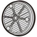 【割引クーポン配布】217-337-0450 シャープ(株) 掃除機用 HEPA(ヘパ)クリーンフィルター