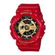 【割引クーポン配布中】【数量限定】【新品】【国内正規品】CASIO/カシオ BA-110VLA-4AJR Baby-G レッド×ゴールド 腕時計 ◆