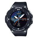 【割引クーポン配布】【数量限定】【新品】【国内正規品】CASIO/カシオ WSD-F20-BK PROTREK Smart (Smart Outdoor Watch / スマートア..