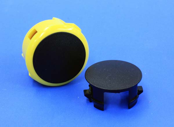 メカクシキャップ30φボタンはめ込み型 【OBSM-30A】
