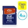 SDカード 4GB Class10 SDHCカード メモリーカード クラス10 [600-HT4G10]【サンワダイレクト限定品】【ネコポス対応】【楽天BOX受取対象商品】