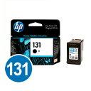 【送料無料】純正インク HP HP131 C8765HJ (ブラック) プリントカートリッジ 【ヒューレットパッカード】