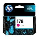 純正インク HP HP178 CB319HJ (マゼンタ) プリントカートリッジ 【ヒューレットパッカード】
