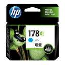 HP 純正インク HP178 CB323HJ (シアン・増量タイプ) プリントカートリッジ