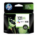 HP 純正インク HP121 CC644HJ (カラー・増量) プリントカートリッジ 【ヒューレットパッカード】【送料無料】