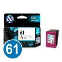 純正インク HP HP61 CH562WA (カラー) プリントカートリッジ 【ヒューレットパッカード】