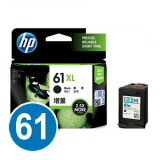 【】純正インク HP HP61 CH563WA (ブラック?増量タイプ) プリントカートリッジ 【ヒューレットパッカード】