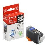 リサイクルインクカートリッジ キャノン BCI-9BK互換 (ブラック) Canon 日本製 キヤノン 【ジット】