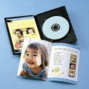 DVDトールケース ジャケットカード ブックレット 10枚 薄手 マット紙 [JP-DVD7]【サンワサプライ】