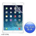 iPad Air 液晶フィルム ブルーライトカット [LCD-IPAD5BC]【サンワサプライ】