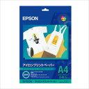 エプソン純正用紙 アイロンプリントペーパー アイロンプリント紙 [MJTRSP1]【EPSON