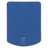 节省空间的微型球型光学鼠标垫(深蓝色)[MPD公司- T1DBL] [三和明天的音乐;[【激安】マウスパッド 小型 ダークブルー 光学式マウス対応 マウスパット [MPD-T1DBL] 【サンワサプライ】]