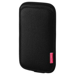 スマホケース iPhone8 Plus対応 やわらか伸縮素材 ブ