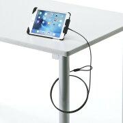 iPad mini4/mini 3/mini 2/mini対応セキュリティ(ブラック)[SL-73IPMBK]【送料無料】