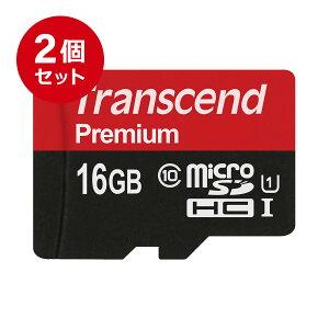 microSDHC������16GBUHS-I��®Class10�ʥ��饹10�˱ʵ��ݾڥޥ�����SD������Transcend