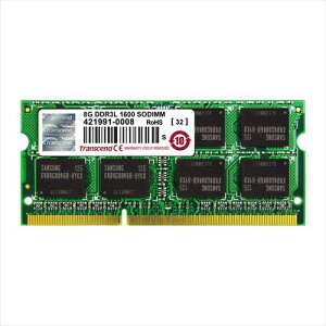 ���ߥ���8GB�Ρ���PC��SO-DIMMDDR3L-1600PC3-12800Transcend����⥸�塼��PC�������Ű�